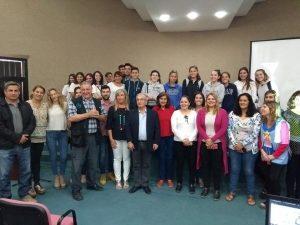 CIERRE DE CAPACITACIÓN PAC HUINCA RENANCÓ