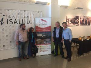 SAN JUAN Y EL INSTITUTO ARGENTINO DEL ENVASE FIRMARON UN CONVENIO PARA TRABAJAR CONJUNTAMENTE.