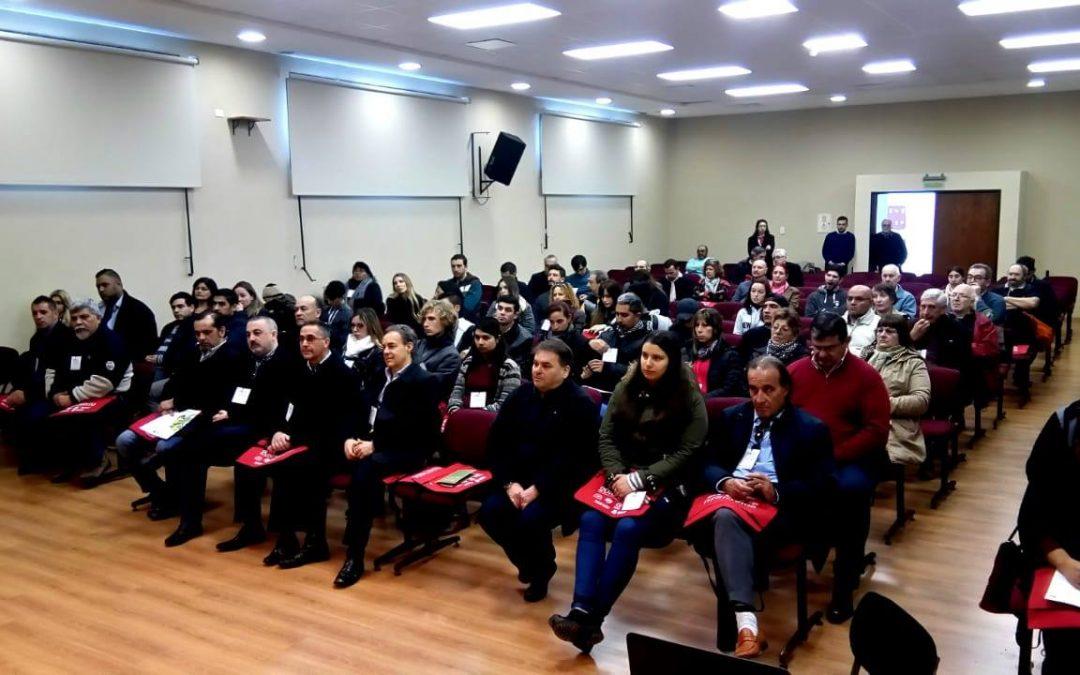 1300 PERSONAS CAPACITADAS POR LAS JORNADAS PARA EL FORTALECIMIENTO DE LA GIRSU